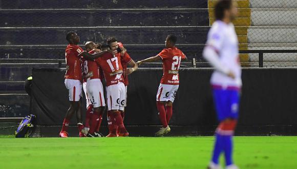 Cienciano goleó 5-2 a Mannucci por la fecha 6 (Foto:Liga 1)