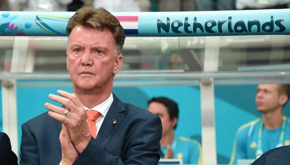 Van Gaal tendrá su tercera experiencia al mando de la 'Oranje'. (Foto: AFP)