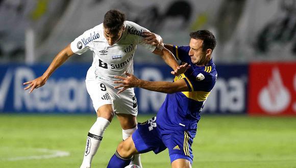 Boca sumó su segunda derrota consecutiva en la Copa Libertadores 2021. (Foto: Conmebol)