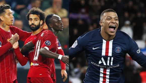 Liverpool pone en venta a sus figuras para contratar a Mbappé. (Foto: Agencias)