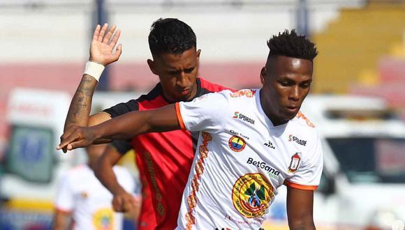 Melgar vs. Ayacucho jugaron partido pendiente. (Foto: Liga 1).
