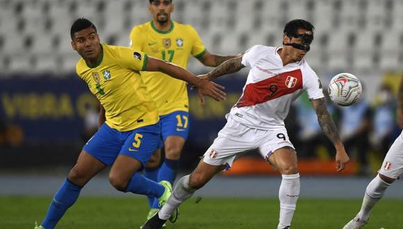 Perú y Brasil chocan en Recife este jueves por Eliminatorias Qatar 2022. (Foto: AFP)