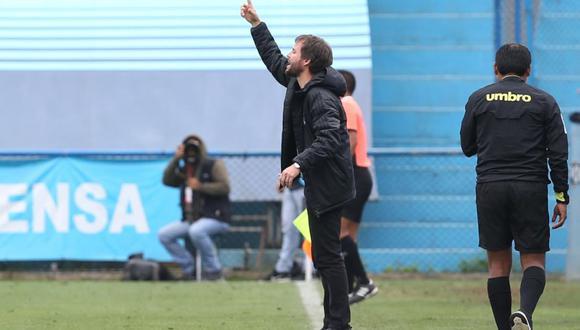 Manuel Barreto en la mira de la FPF para dirigir la Selección Sub-20. (Foto: GEC)