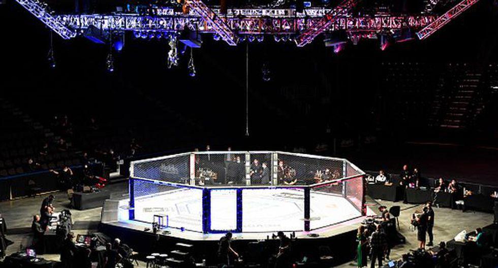 UFC ya tendría sede para el Fight Island, la isla donde se darían las peleas fuera de Estados Unidos. (Getty Images)
