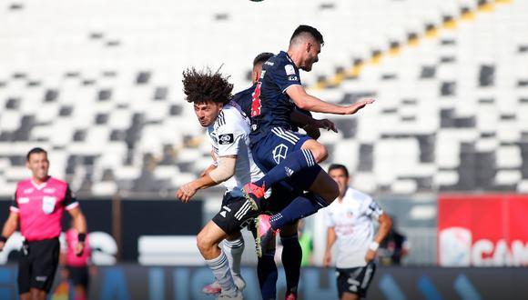 El Clásico chileno por la fecha 31 del Campeonato Nacional se saldó sin goles. (Foto: Colo Colo)