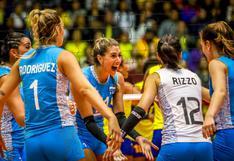 ¡Rugen las 'Panteras'! Argentina venció a Colombia por 3-1 y clasificó a los Juegos Olímpicos de Tokio 2020