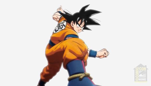 """""""Dragon Ball Super: Super Hero"""" es el nombre de la nueva película de Goku y se estrenará en 2022. (Foto: Comic Con)"""