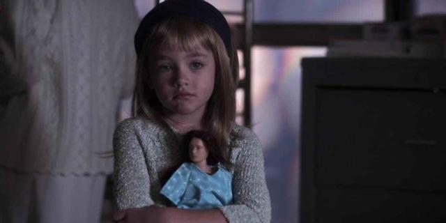 Meredith a été témoin de la tentative de suicide de sa mère lorsqu'elle était petite (Photo: Netflix)