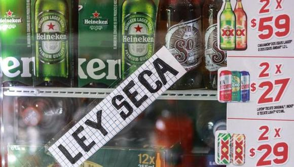 Durante la ley seca está prohibida la venta de bebidas alcohólicas. ¿Habrá en las elecciones 2021 en México? (Foto: Instagram)