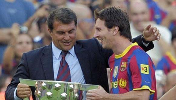 Joan Laporte fue presidente del FC Barcelona entre 2003 y 2010. (Foto: Reuters)