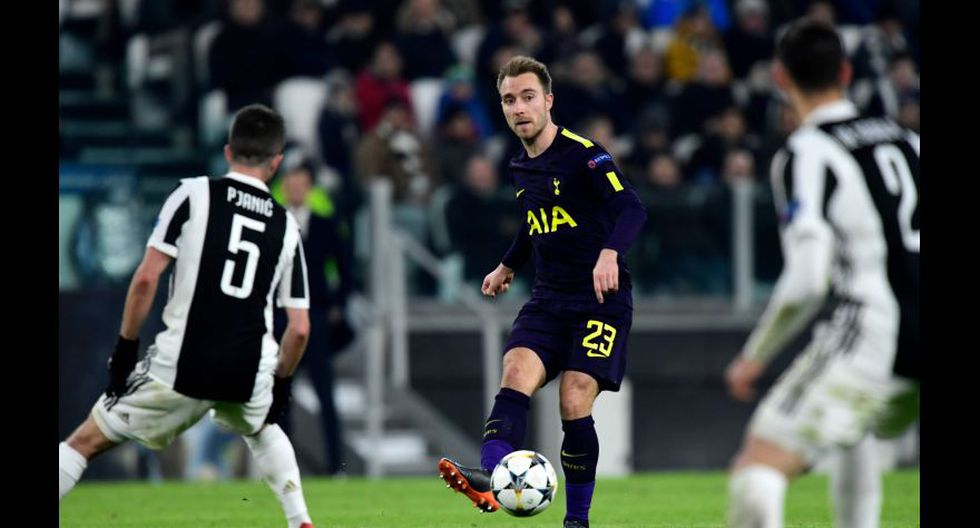Juventus vs. Tottenham: día, hora y canal de la vuelta de octavos de final de Champions League. (Getty Images / AFP / Reuters)