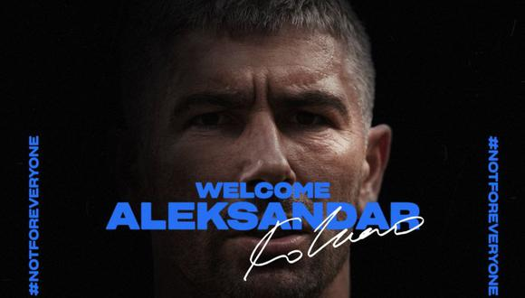 Kolarov es nuevo fichaje de Inter de Milán. (Twitter Internazionale)