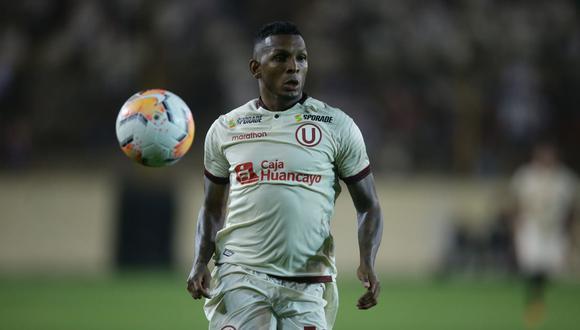 Alberto Quintero es duda para el debut ante Melgar. (Foto: GEC)