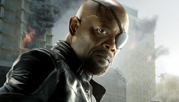 Marvel: ¿Nick Fury aparecerá en 'Falcon and the Winter Soldier? Anthony Mackie responde. (Foto: Marvel)