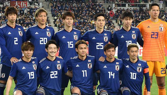 Japón es una de las dos selecciones invitadas para la Copa América Brasil 2019. Conoce el fixture completo de los nipones.