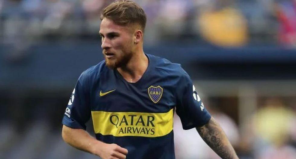 Alexis Mac Allister | Boca Juniors | Edad: 20 años