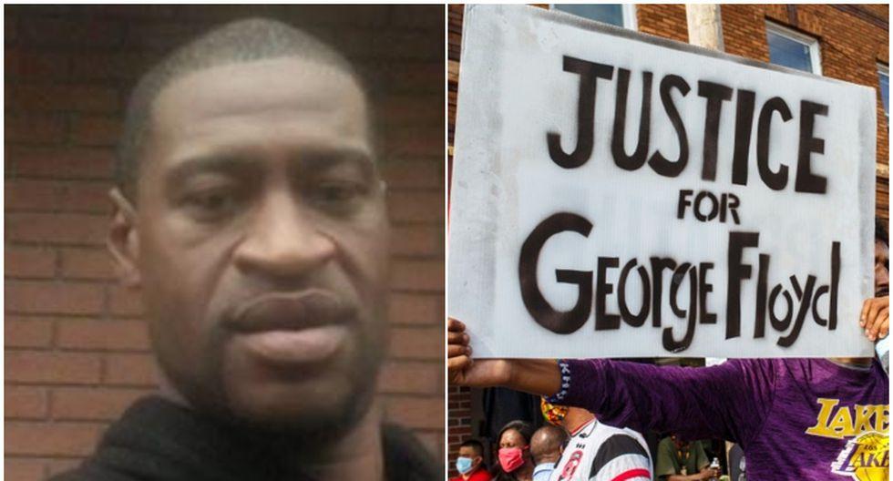 George Floyd muere: quién era el afroamericano que murió después ...