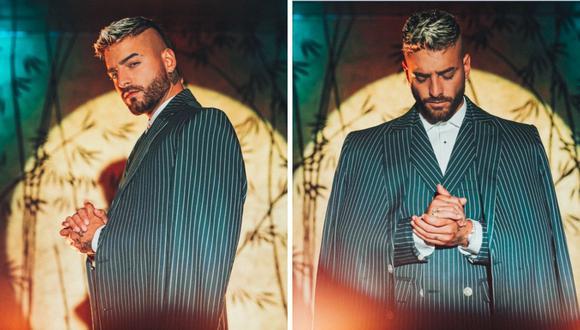 """Maluma grabó el videoclip en """"Los Ángeles"""" al lado del director Jessy Terreno. (Foto: Difusión)."""