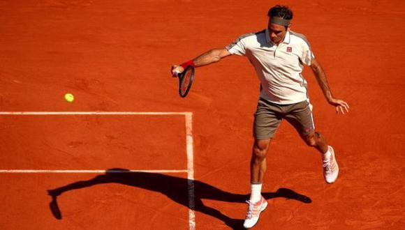 Roger Federer anunció que jugará el Roland Garros 2021. (Agencias)
