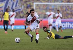 """La alegría de Solano por Lapadula: """"Pese a no vivir en el país tiene sangre peruana y lo disfruta"""""""