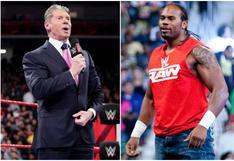 Les da fuerzas: Vince McMahon envió un mensaje de apoyo a los familiares de Shad Gaspard