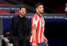 Y Suárez no tenía espacio en el Barza: el elogio del 'Cholo' Simeone a su goleador en LaLiga
