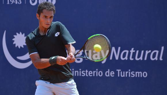 Juan Pablo Varillas se ubica en el puesto 146 de la ATP. (Uruguay Open)