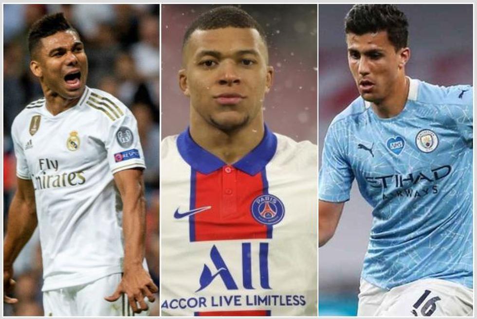 El XI ideal de los cracks más valiosos en semifinales de Champions League.
