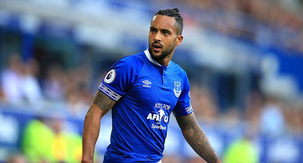 Jugador: Theo Walcott / Club: Everton. (Getty)