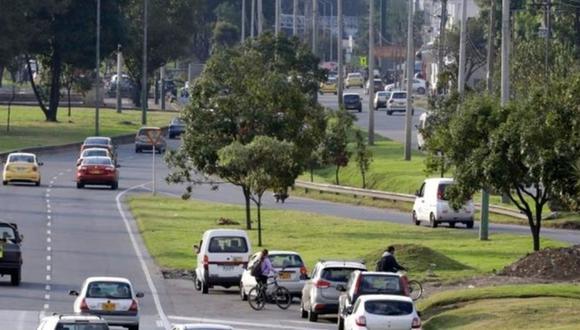 Pico y Placa en Colombia: revisa la restricción vehicular del 31 de agosto al 3 de septiembre en Bogotá. (Foto: Agencias)