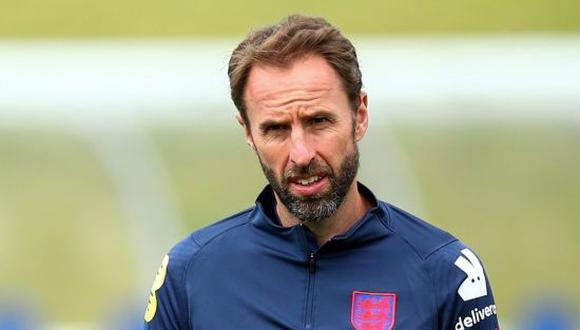 Gareth Southgate es el actual técnico de la Selección de Inglaterra. (Foto: Getty Images)