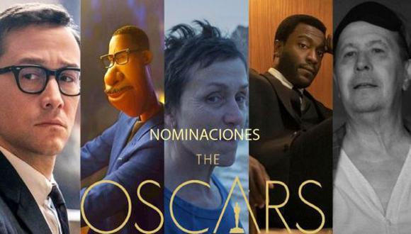 Conoce dónde ver todas las películas nominadas a los Oscar 2021. (Foto: Twitter)