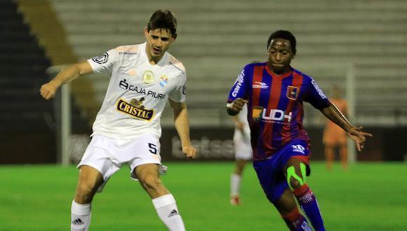 Sporting Cristal vs. Alianza UDH jugaron en Matute por la Fase 2 (Foto: Liga 1)