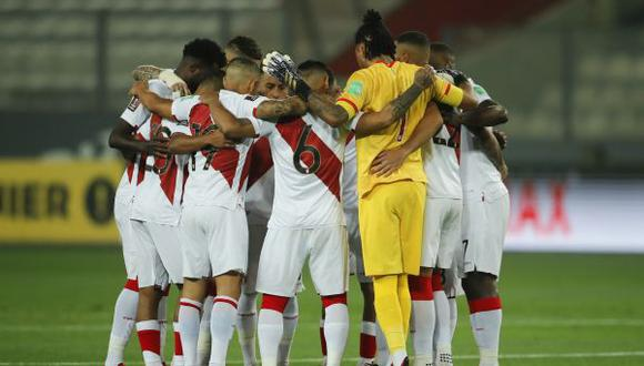 Perú es séptimo en las Eliminatorias, con 11 puntos. (Foto: AFP)