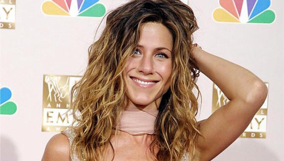 Jennifer Aniston confesó que para calmar su ansiedad se permite comer una sola papa frita. (Foto: AFP/Lee Celano)
