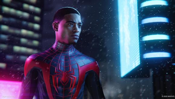 Marvel's Spider-Man: Miles Morales para PS5 (Foto: PlayStation / Insomniac Games)