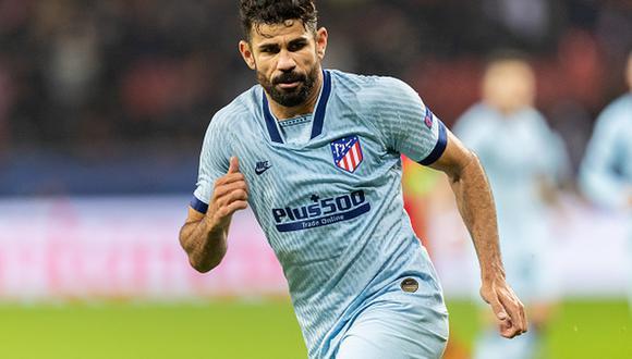 Diego Costa ha marcado dos goles en el 2019-2020. (Foto: Getty)