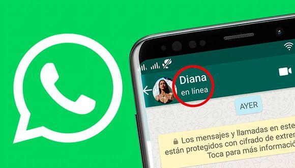 El truco para saber si un contacto que te ha bloqueado está 'en línea' en WhatsApp