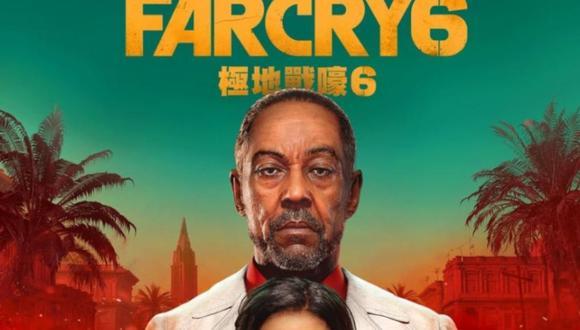 PS5: Far Cry 6 se presenta oficialmente con la participación de Giancarlo Esposito. (Ubisoft)