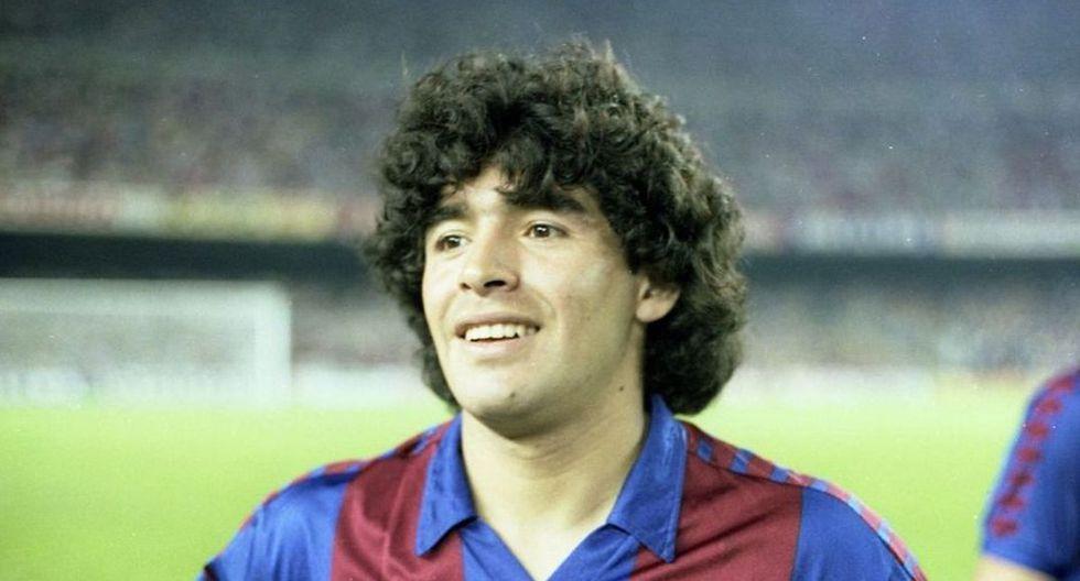 5. Diego Maradona.