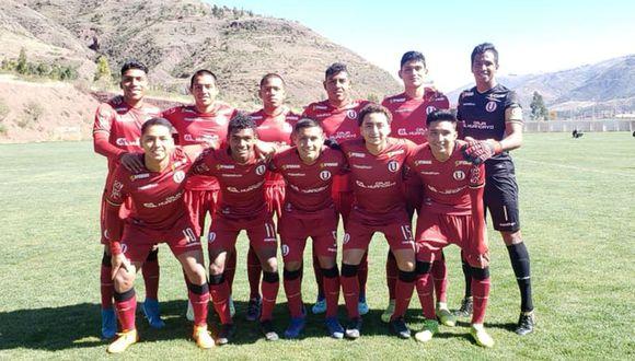 Universitario gana en el Cusco y se mantiene segundo en el Torneo de Reservas. (Foto: Facebook Club Universitario de Deportes)