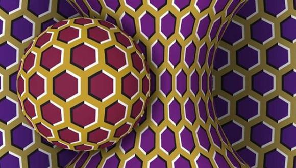 La ilusión óptica viene causando sensación en Internet. (Foto: yuryfrom / Instagram)