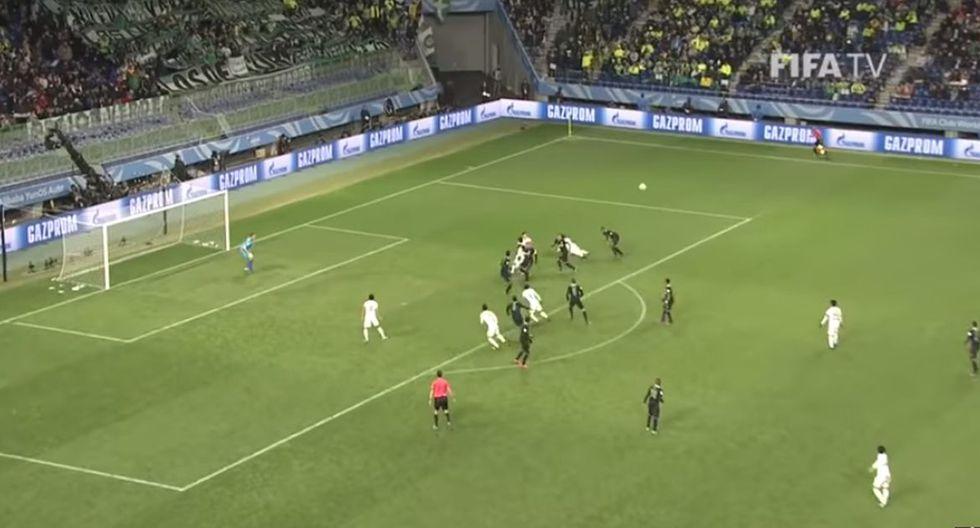 Atlético Nacional-Kashima Antlers - Mundial de Clubes: penal para el equipo japonés aunque estaba en posición adelantada. (FIFA TV)