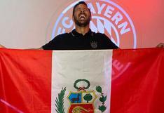 """""""Pones el nombre de tu país en alto"""": Bayern feliz con el regreso de Pizarro al club de sus amores"""
