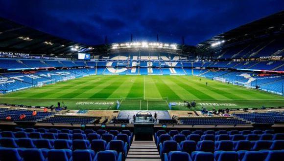 Manchester City tiene a Kyle Walker, Gabriel Jesus y tres jugadores más con coronavirus. (Foto: AFP)