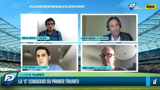 'Full Deporte por Depor': todo el análisis sobre el triunfo de Universitario ante San Martín