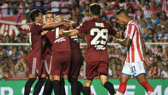 River Plate venció 2-1 a Unión por la jornada 19 de la Superliga Argentina 2020