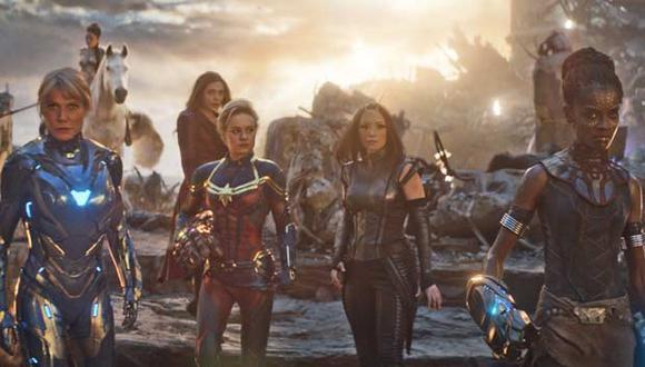 Marvel: Letitia Wright comenta que es 'cuestión de tiempo' para una película de solo heroínas. (Foto: Marvel Studios)