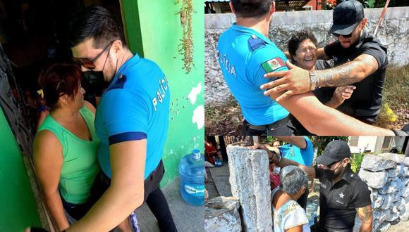 Un video viral y varias fotos muestran el polémico festejo que la alcaldesa de un ayuntamiento en México contrató para agasajar a las madres de su comunidad por su día.   Crédito: H. Ayuntamiento Ixil, Yuc 2018-2021 / Facebook