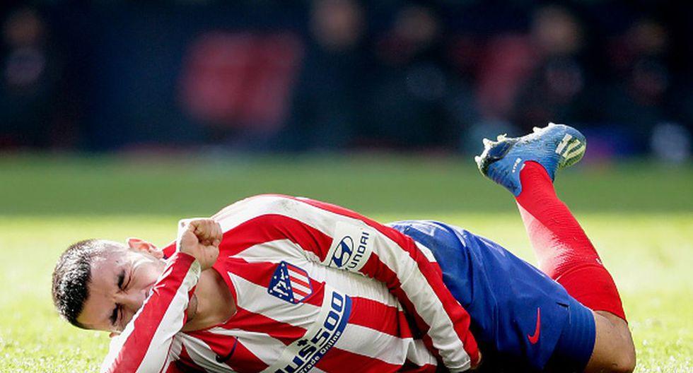 Atlético de Madrid no escapa de la crisis: empató ante Leganés y se aleja del título de LaLiga Santander. (Getty)